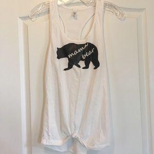 $5 item 🎉 Mama Bear tank top
